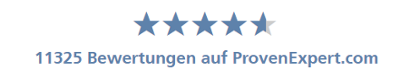 proven-expert-sterne